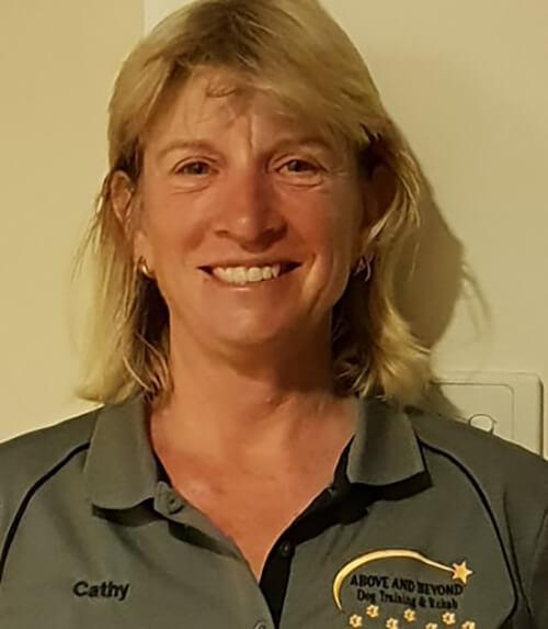 Above & Beyond Dog Training & Rehabilitation Cathy Grant
